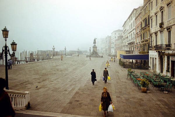 Photograph - The Anonymous Venetian by Emanuel Tanjala