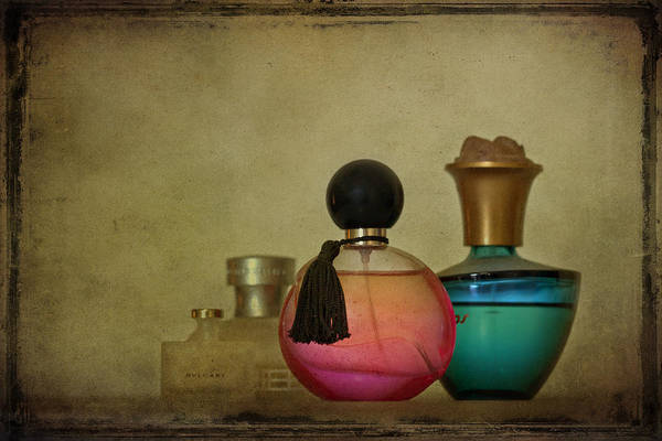 Scent Photograph - The Art Of Being A Girl by Evelina Kremsdorf