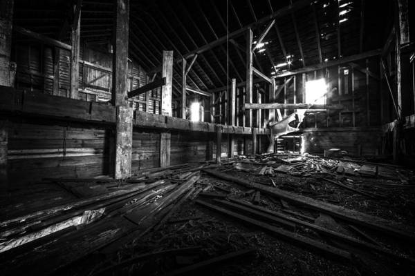 Wall Art - Photograph - The Barn IIi by Everet Regal