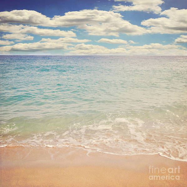 Wall Art - Photograph - The Beach by Lyn Randle