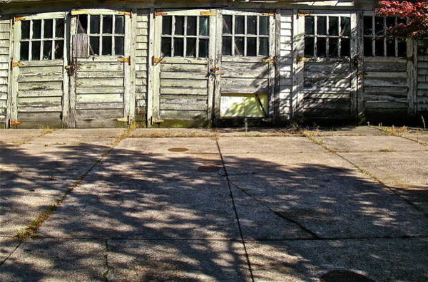 Photograph - And Finally A Three Car Garage by Cliff Spohn
