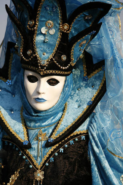 Photograph - The Blue Queen by Donna Corless