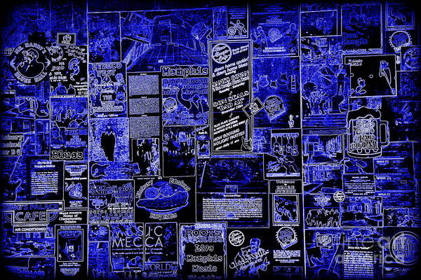 Photograph - The Blues In Memphis by Carol Groenen