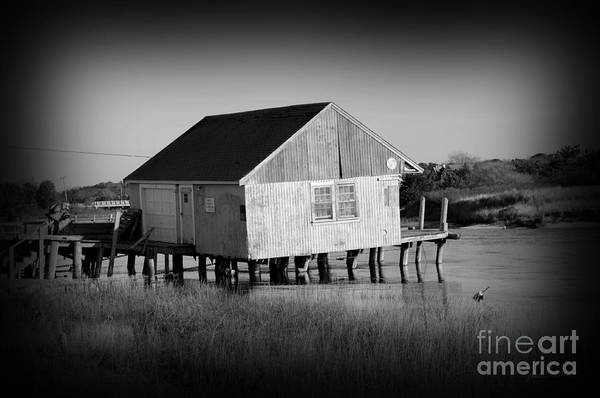 Wall Art - Photograph - The Boathouse by Luke Moore