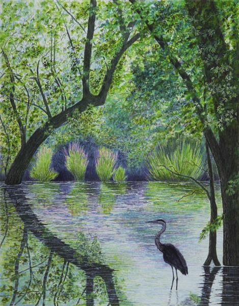 Painting - The C Tree by Deborah Brown Maher