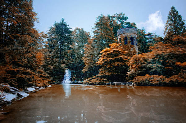 Longwood Gardens Photograph - The Castle At Longwood Gardens by Bill Cannon
