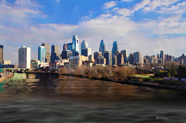 Photograph - The City Of Brotherly Love by Bill Cannon