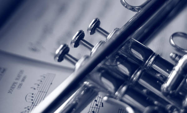 Trumpet Photograph - The Classics by Jennifer Grover