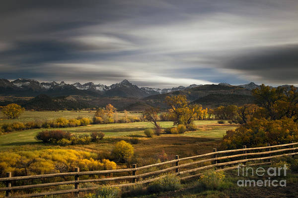 Divided Photograph - The Dallas Divide by Keith Kapple