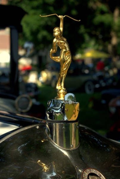 Photograph - The Diana Radiator Cap by Tim McCullough