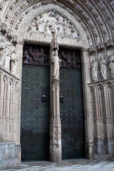 Photograph - The Door Of Forgiveness by Lorraine Devon Wilke