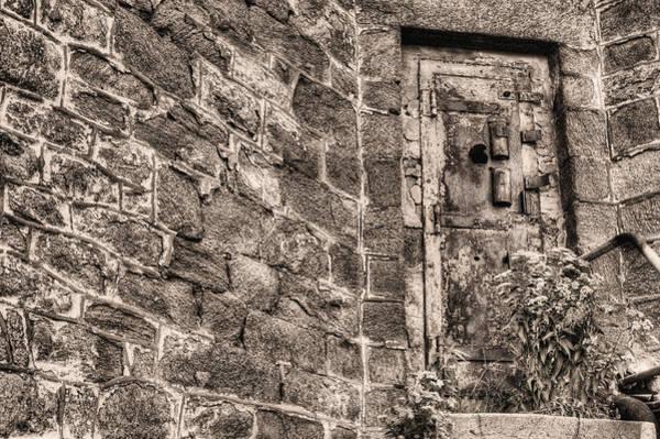 Door To Door Photograph - The Door To Nowhere  by JC Findley