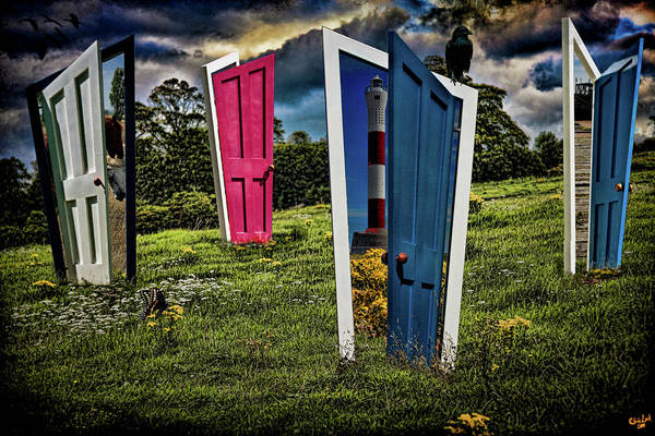Digital Art - The Doors Of Perception by Chris Lord
