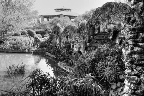 Photograph - The Dragon Bridge II by Sarah Broadmeadow-Thomas