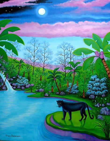 The Emerald Jungle Art Print