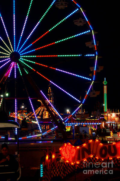 Photograph - The Fair by Donna Bentley