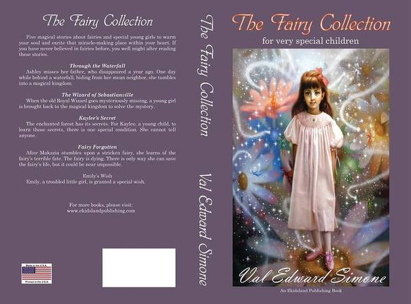 Wall Art - Painting - The Fairy Collection - Full Cover by Yoo Choong Yeul