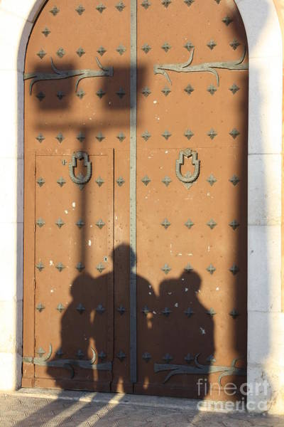 Wall Art - Photograph - The Family Shadow by Dennis Curry