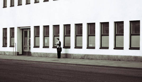 Photograph - The Feeling Of Waiting by Ari Salmela