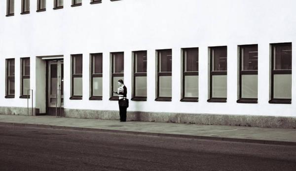 Photograph - The Feeling Of Waiting by Ari Salmela