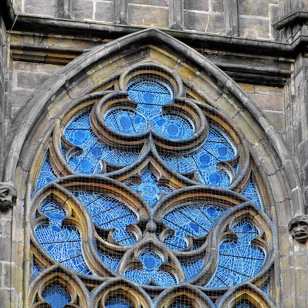 Photograph - The Folly Of Windows In Prague by Christine Till