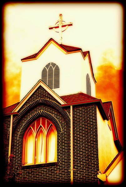 Membership Photograph - The Forgiven  by Kathy Sampson