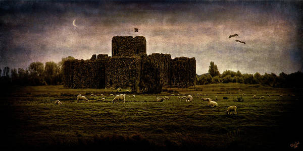 Photograph - The Fortress Of Minas Morgul by Chris Lord