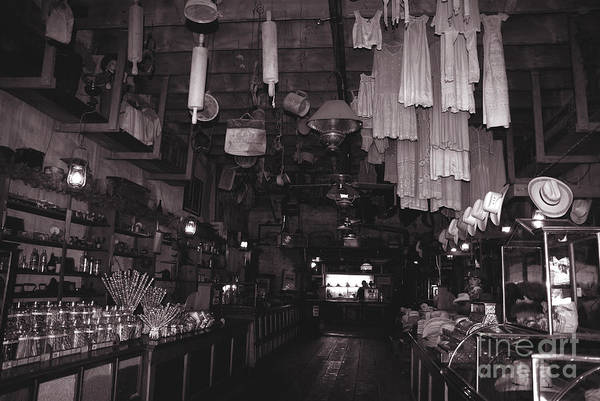 Photograph - The General Store In Calico California by Susanne Van Hulst