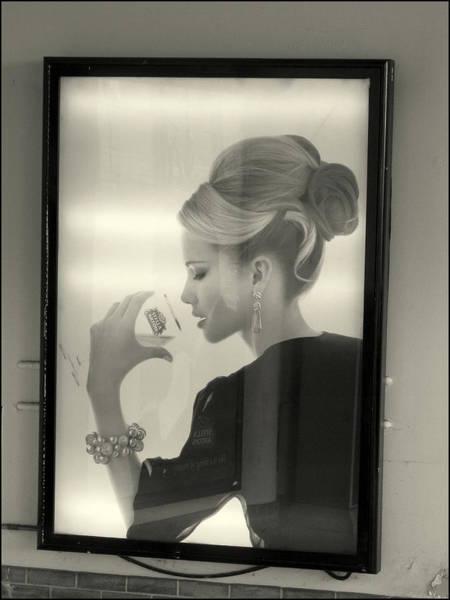 Wall Art - Digital Art - The Girl In The Window by Sue Rosen
