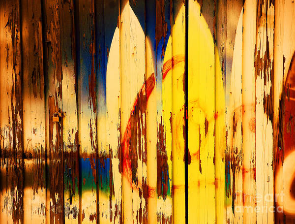 Wall Art - Photograph - The Good Old Days Of Surfing by Susanne Van Hulst