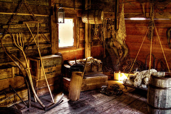 Photograph - The Granary by David Patterson