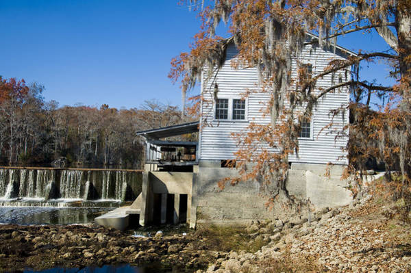 Photograph - The Gristmill by Rob Hemphill