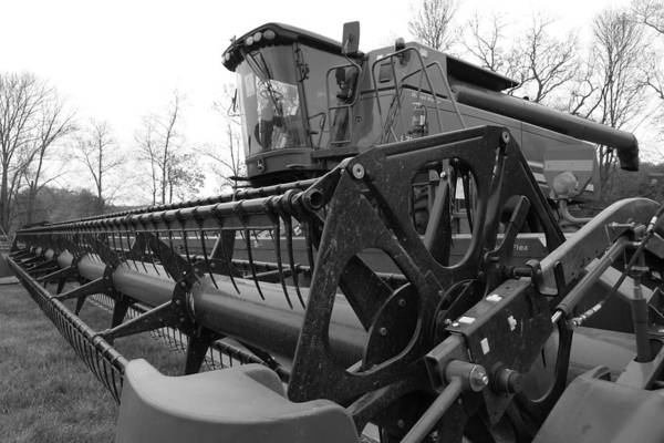 Photograph - The Harvester by Richard Reeve