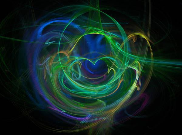 Desires Digital Art - The Heart's Desire by Ricky Barnard