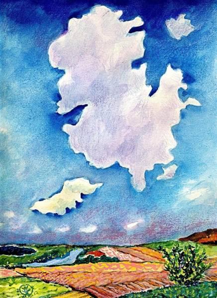 Ion vincent DAnu - The Huge Cloud