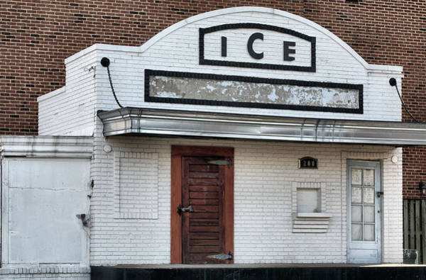 Photograph - The Ice House by JC Findley