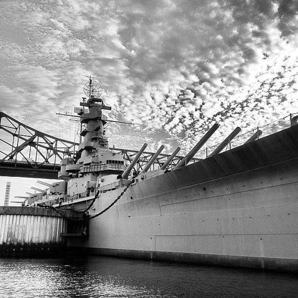 Guns Photograph - The Iron Giant by Ryan K