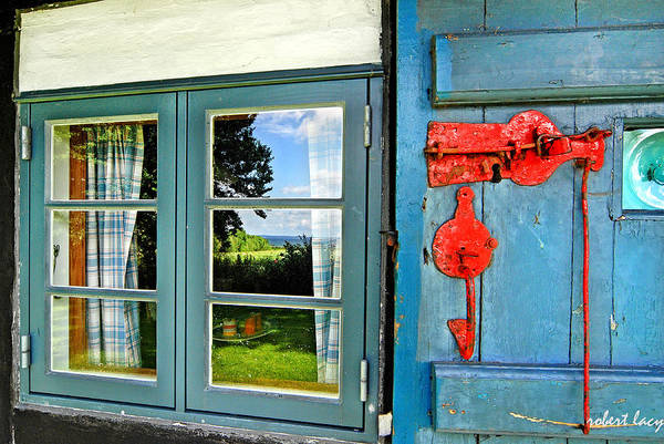 Wall Art - Photograph - The Journalist's House by Robert Lacy