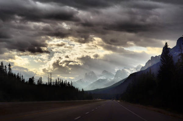 Photograph - The Light Above The Highway by Tara Turner