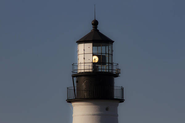 Photograph - The Light House by Robert Clifford