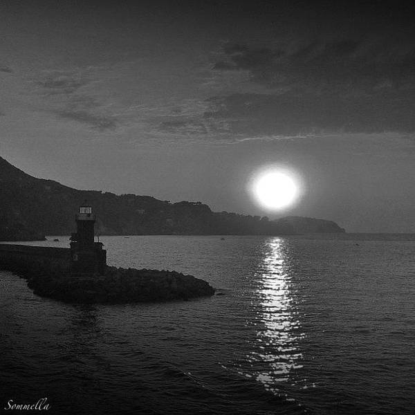 Wall Art - Photograph - The Lighthouse Ischia Italy by Gianluca Sommella