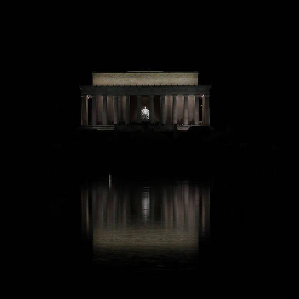 Photograph - The Lincoln Memorial by Kim Hojnacki