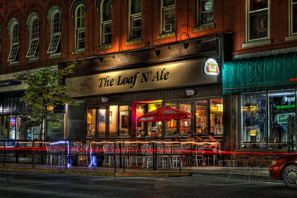 Napanee Photograph - The Loaf N' Ale by John Herzog