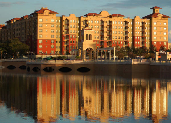 Altamonte Springs Photograph - The Lofts by Bruce Larson