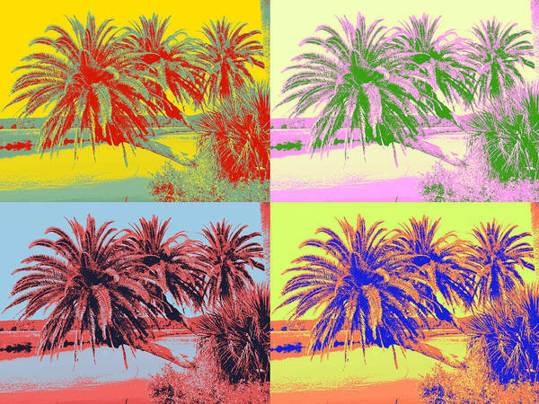 Photograph - The Loop In Pop Art by Alice Gipson