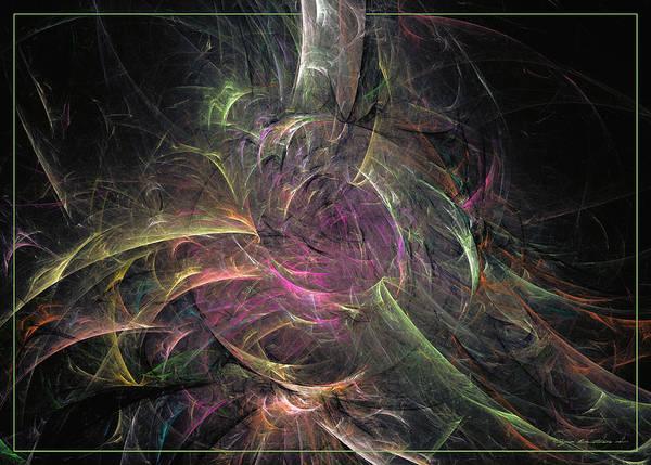 Digital Art - The Machinery Of Creativeness by Sipo Liimatainen