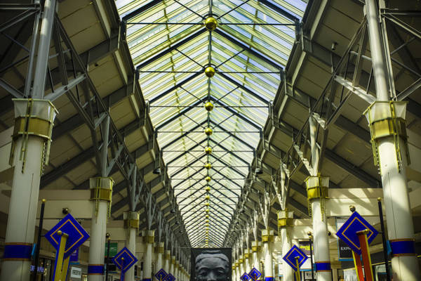 Wall Art - Photograph - The Mall by Andrew Kubica