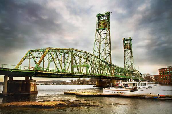 Photograph - The Memorial Bridge by Robert Clifford