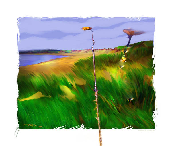 Prince Edward Island Painting - The North Shore by Bob Salo
