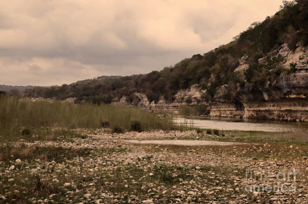 Photograph - The Nueces River II by Donna Greene